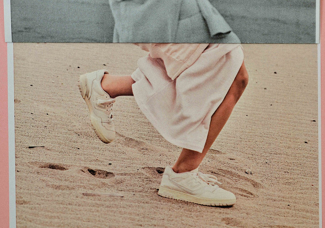 Auralee x New Balance