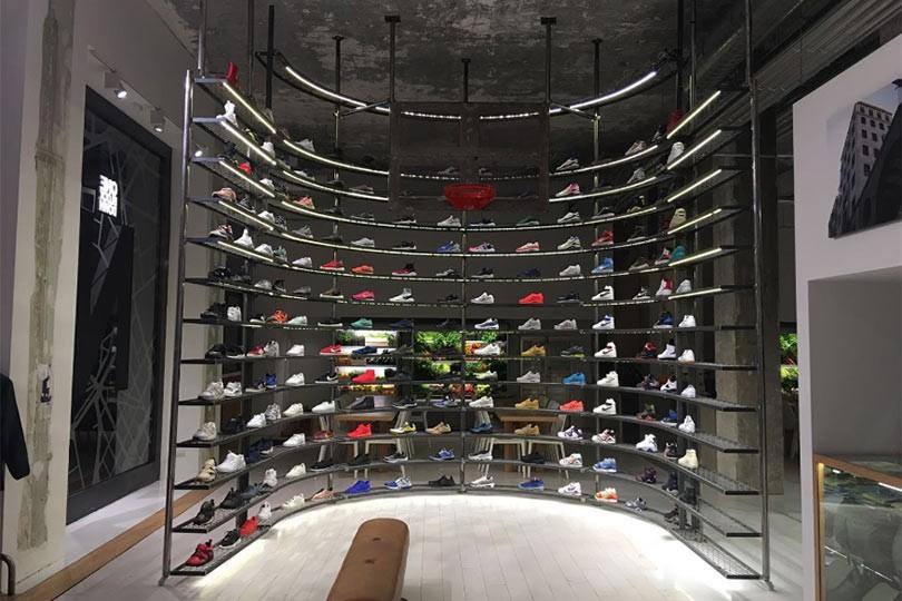 sneakerwinkels milaan one block down
