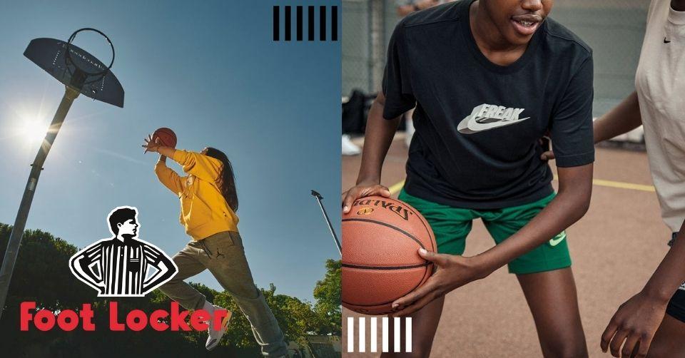 Foot Locker Summer of Sports