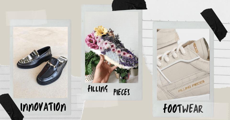 Filling Pieces Innovation Footwear