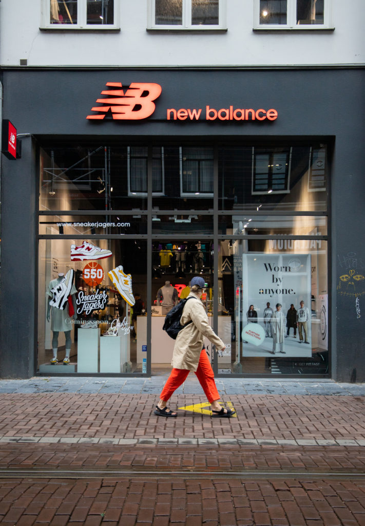 new balance store amsterdam