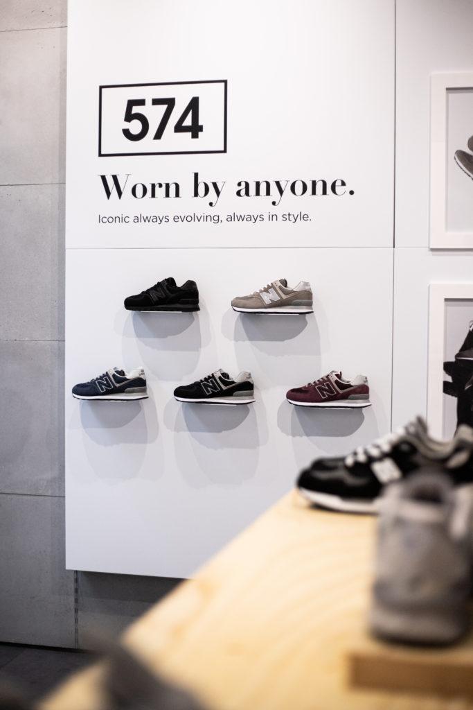 New Balance winkel Amsterdam 574