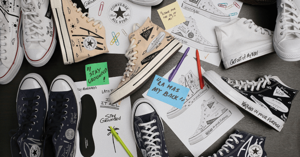 Issa Rae x Converse By You