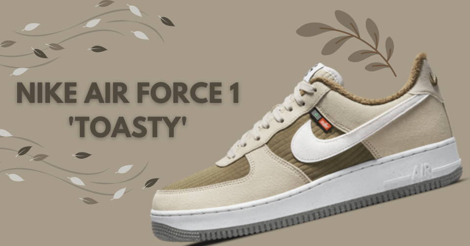 Nike Air Force 1 Low 'Toasty'