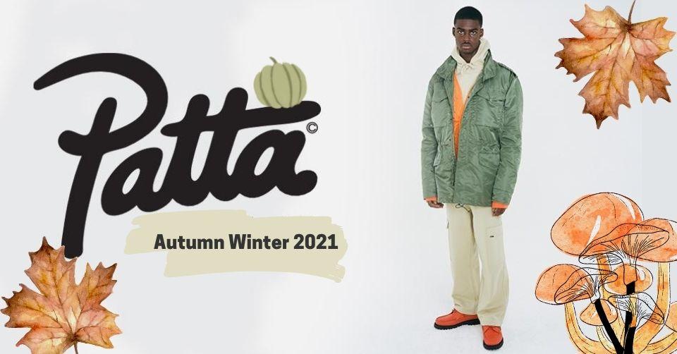 Patta Autumn Lookbook
