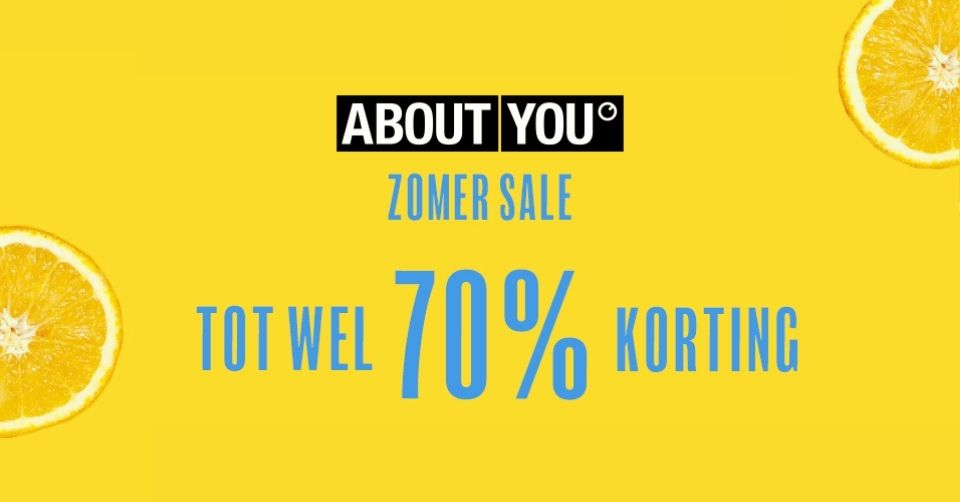 About You zomer Sale