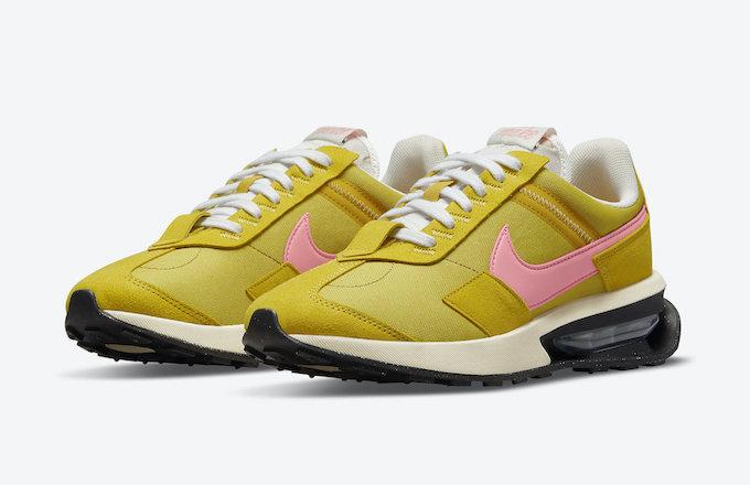 Nike Air Max Pre Day LX 'Dark Citron'