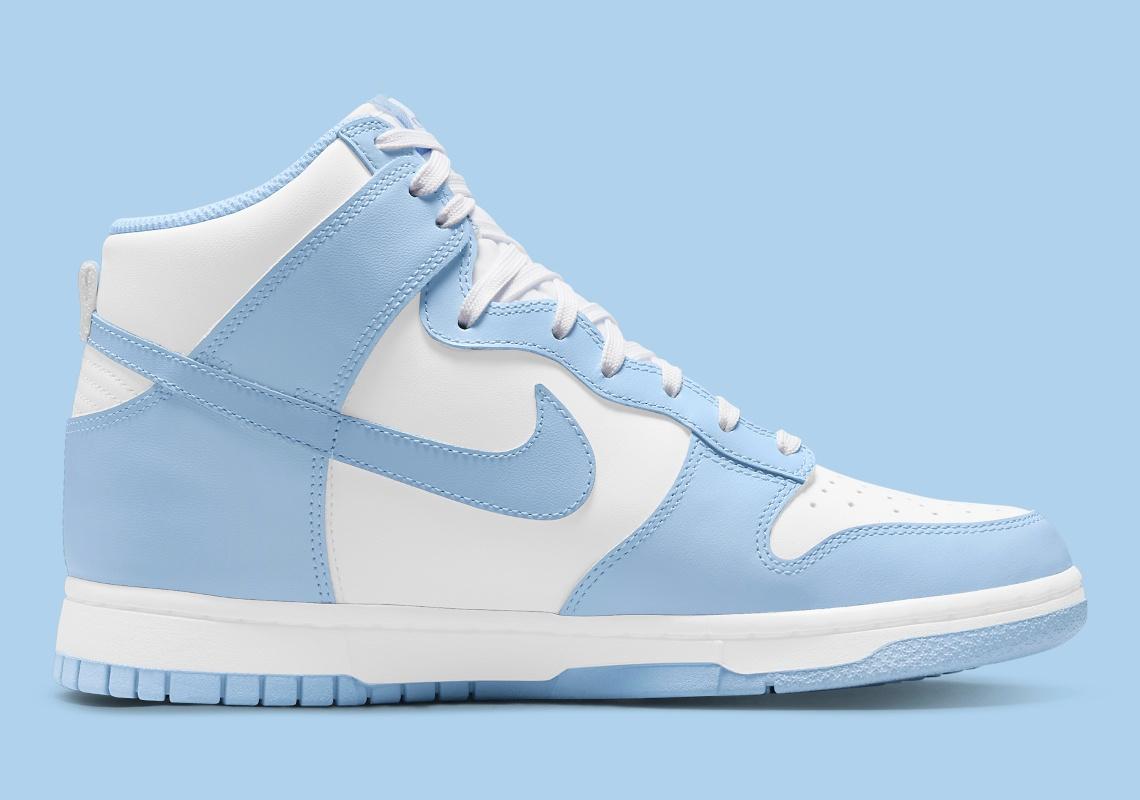 Nike Dunk High 'Aluminum'