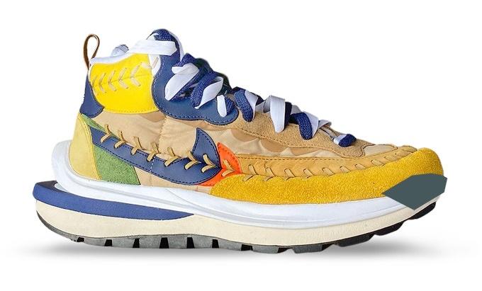 Nike x Jean Paul Gaultier x sacai