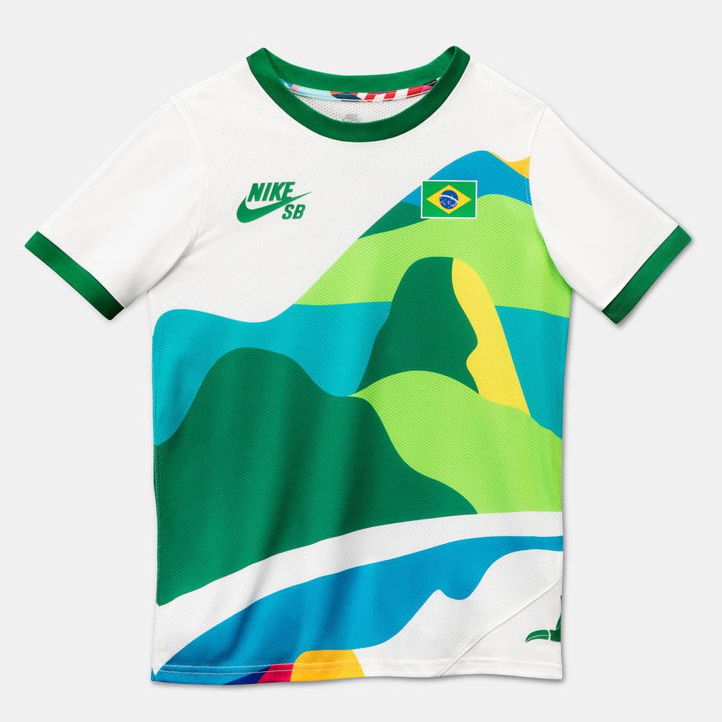 Nike SB Parra Brazilië