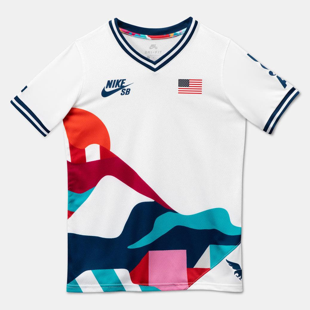 Nike SB Parra Verenigde Staten