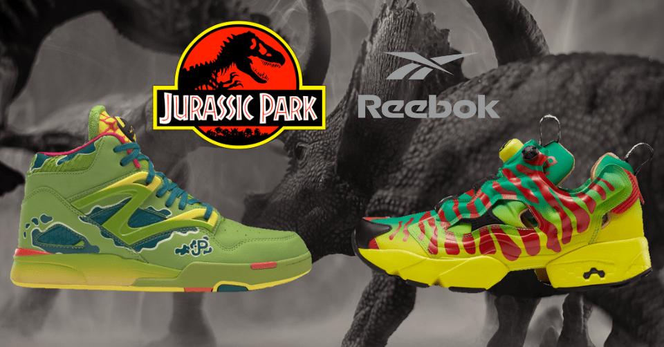 Reebok Jurassic Park