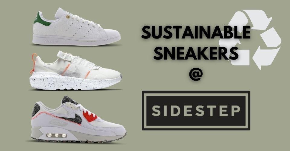 Duurzame sneakers bij Sidestep