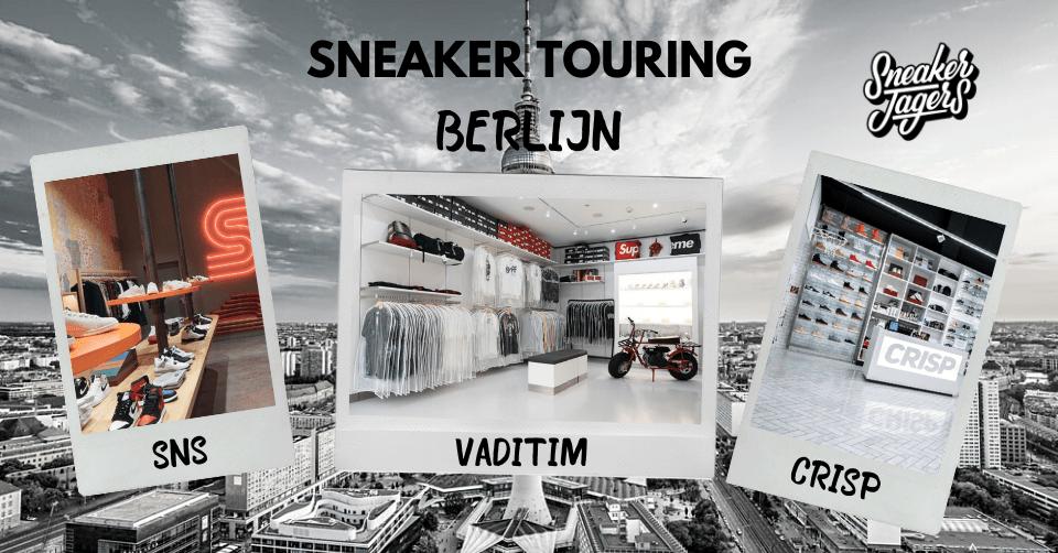Sneakerwinkels Berlijn