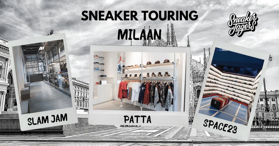 Sneakerwinkels Milaan