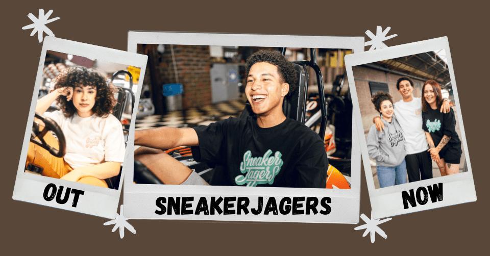 Sneakerjagers kledingcollectie
