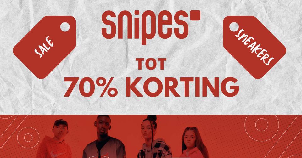 Snipes Summer Sale
