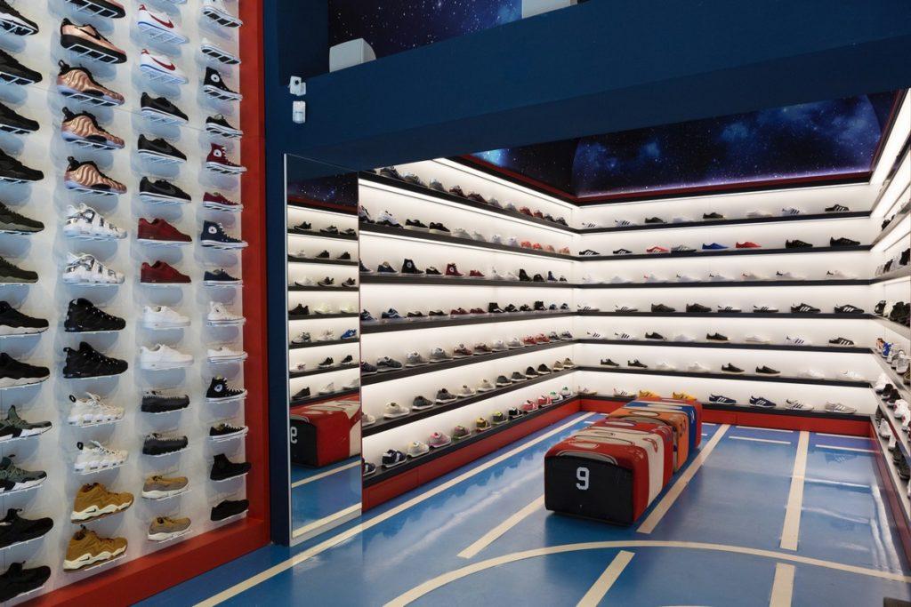 sneakerwinkels milaan space23