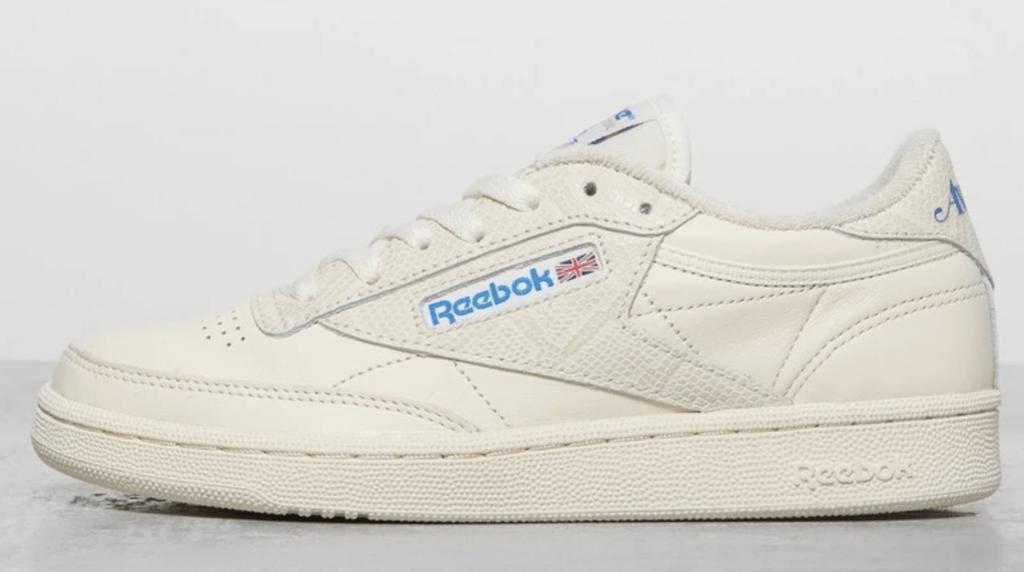 Reebok x Awake NY Club C Foot Patrol sale