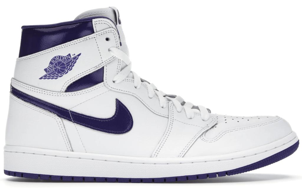 Retro High 'Court Purple'