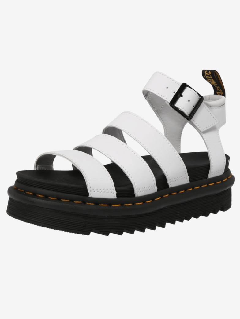 Dr. Martens sandalen met riem 'Blaire' uit de About You zomer sale