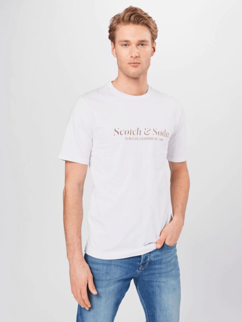 Scotch & Soda amsterdam shirt uit de About You zomer sale