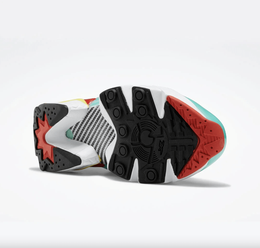 Reebok x adidas ZX Fury