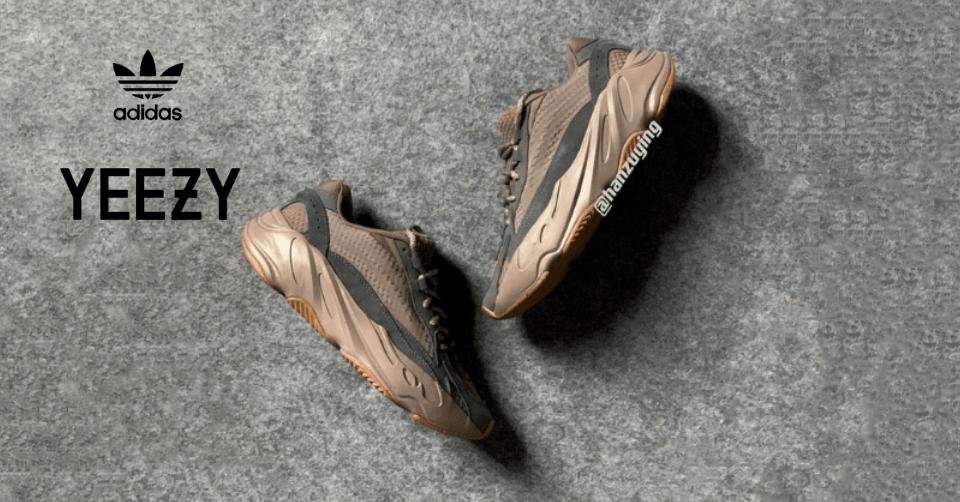 adidas Yeezy 700 v2 'Mauve'