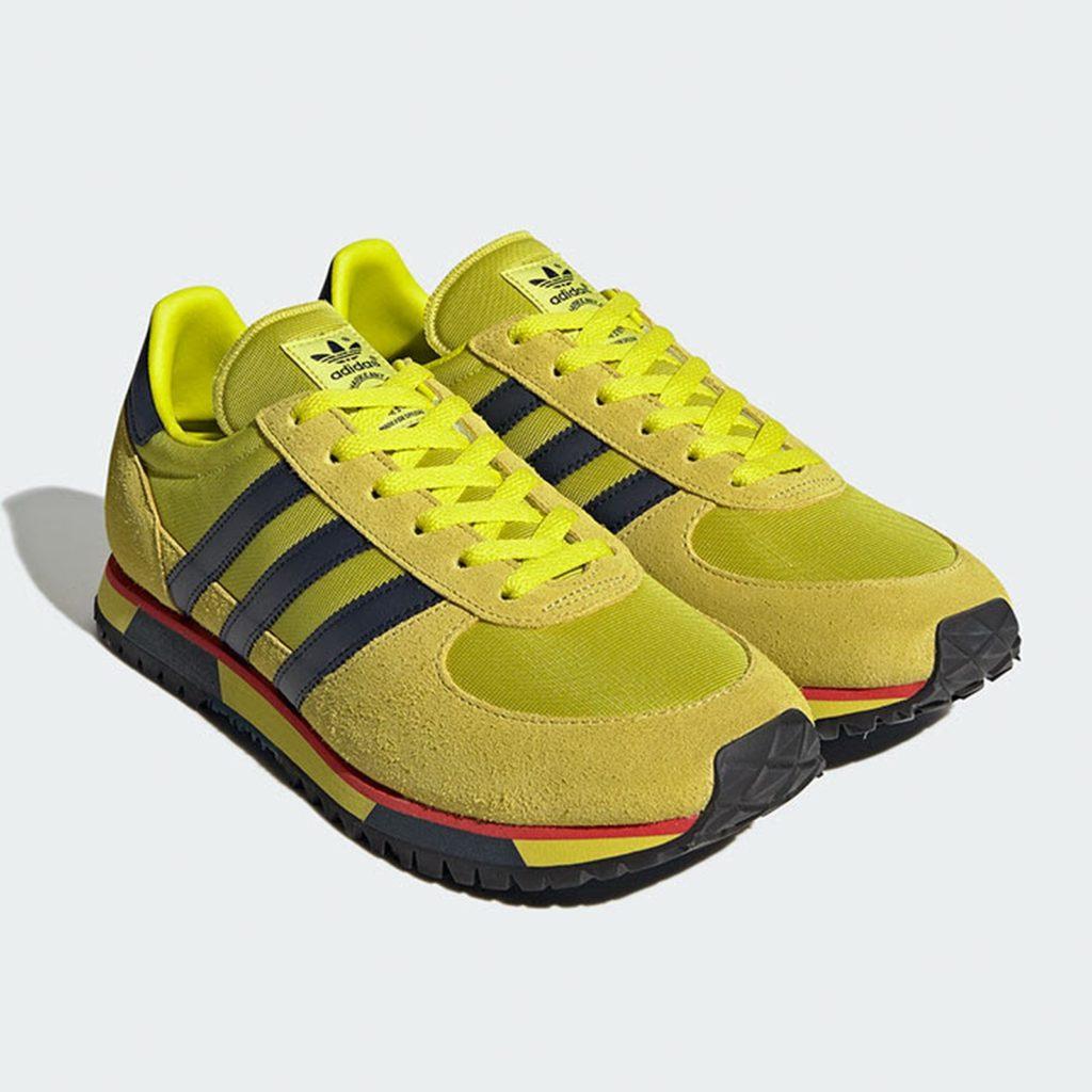 Adidas SPZL Marathon 86 shock slime