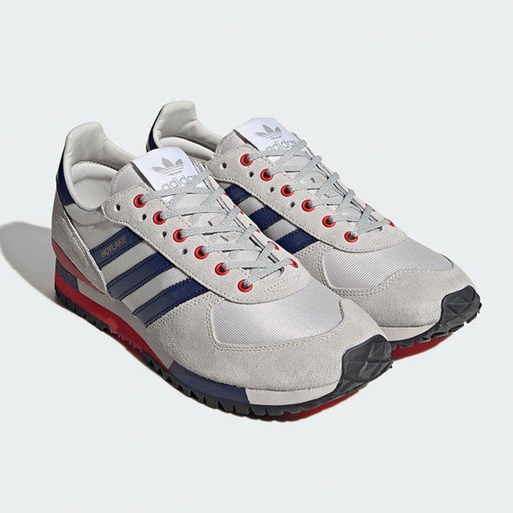 Adidas SPZL Hoylake Grey One