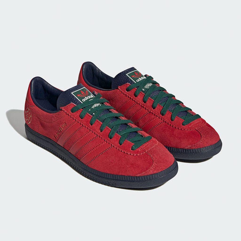 Adidas SPZL Blackburn Ewood Scarlet