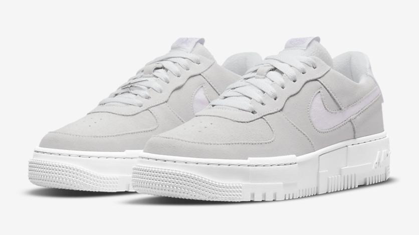 Nike Air Force 1 Pixel 'Grey'