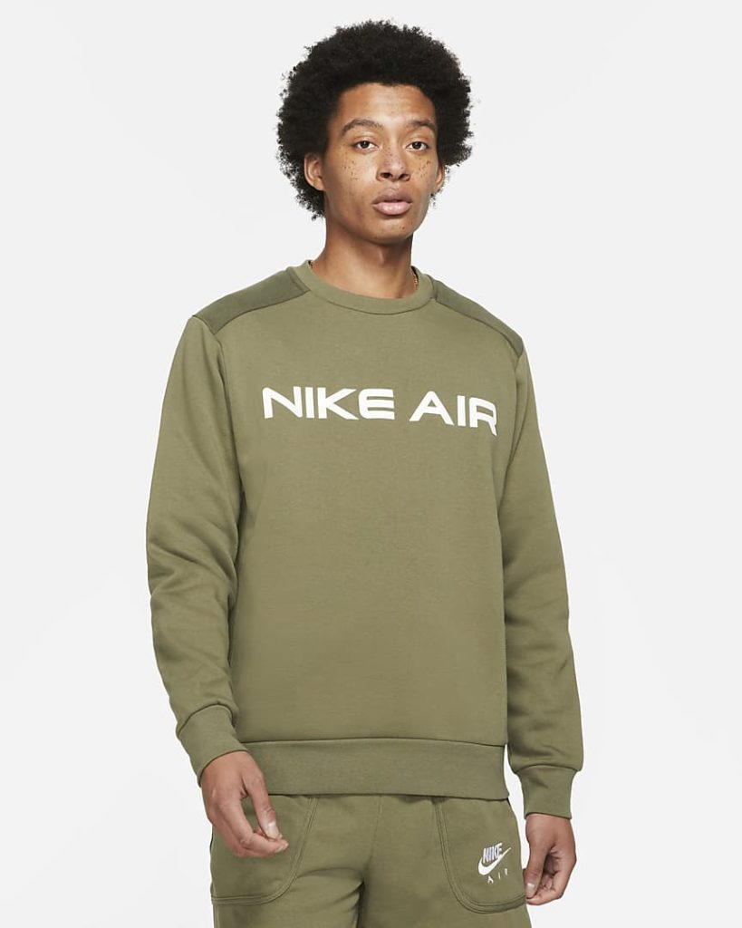 nike sweater end season sale