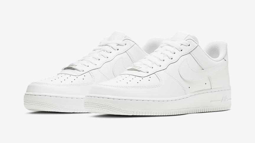 Nike Air Force 1 'Triple-White'