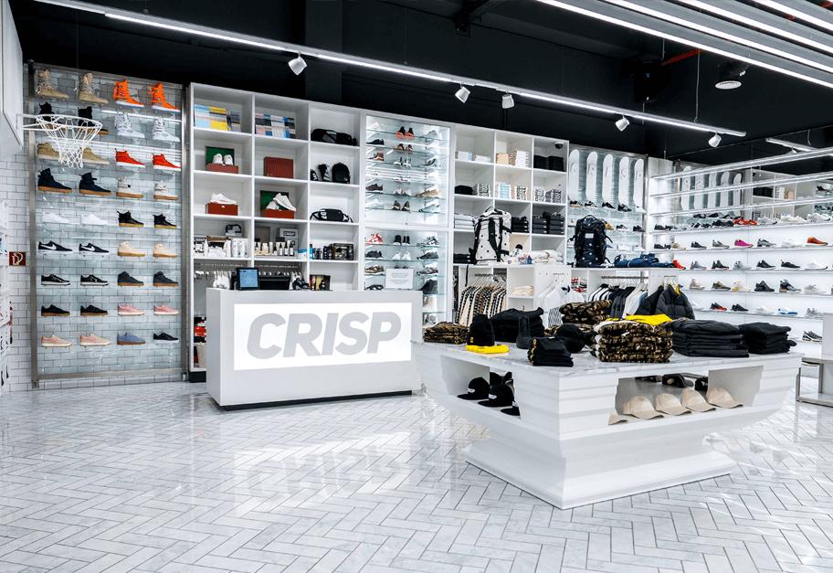 CRISP sneakerwinkels berlijn