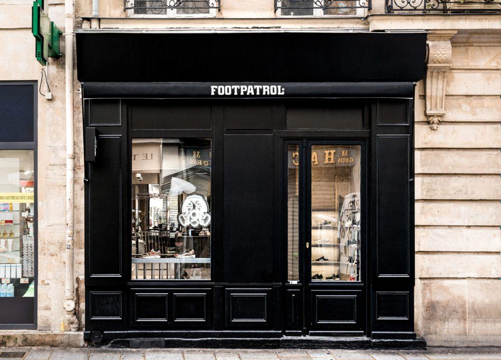 Footpatrol Parijs