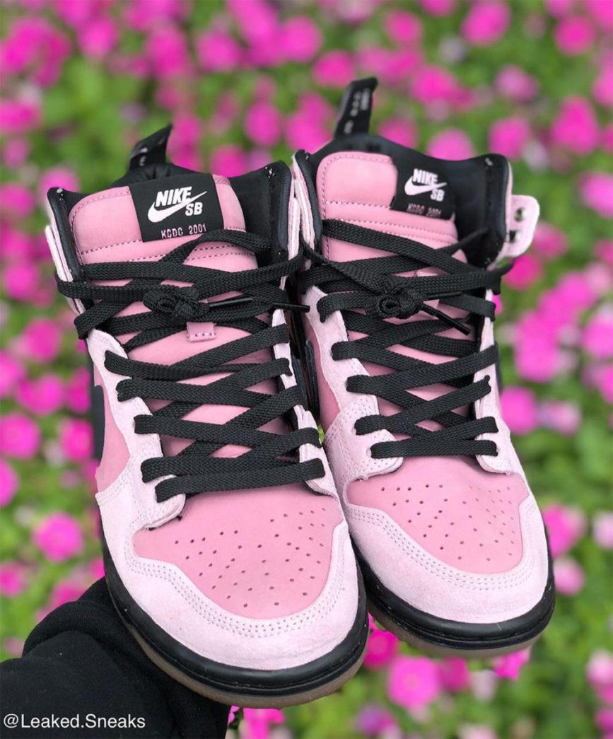 KCDC x Nike SB Dunk High