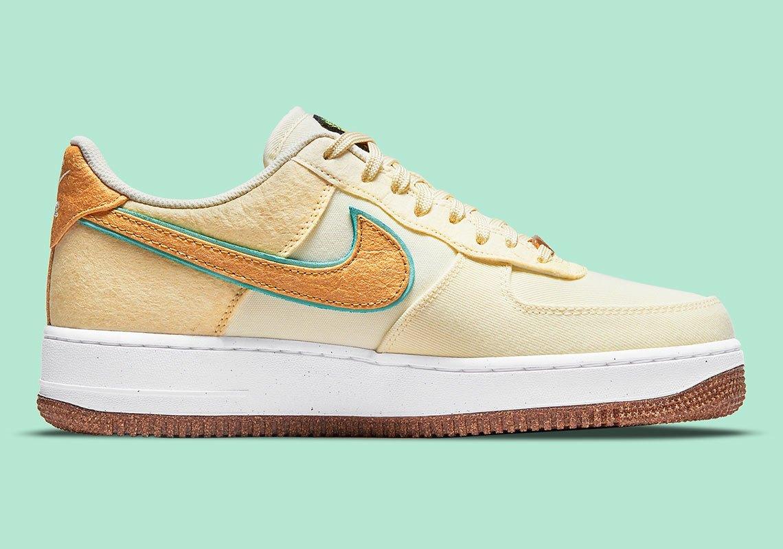 Nike Air Force 1 Low Pineapple