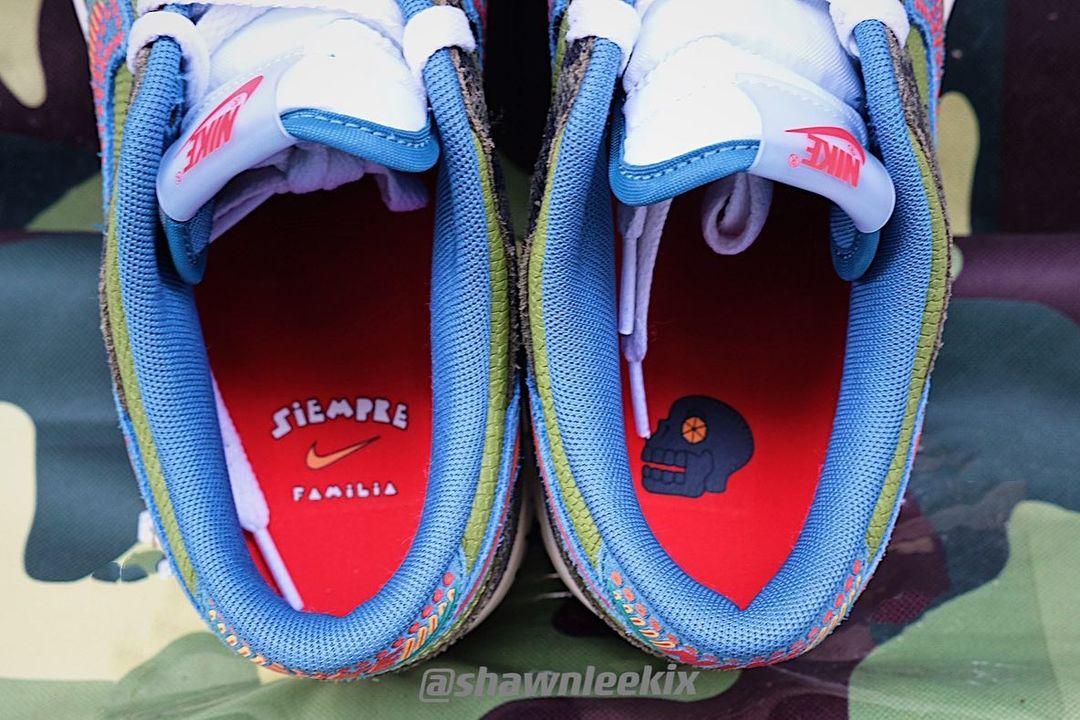 Nike Dunk Low 'Siempre Familia