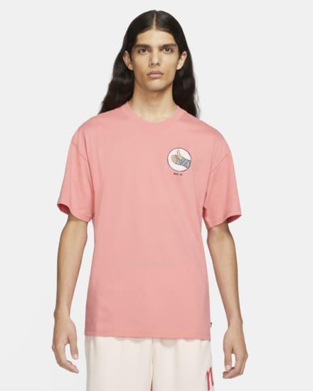 Roze Nike skateboarding shirt