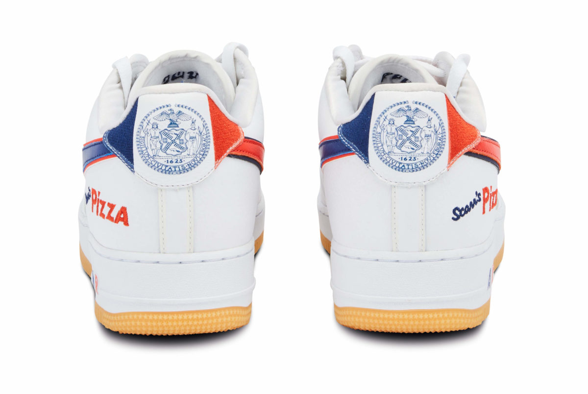 Scarr Pizza x Nike Air Force 1