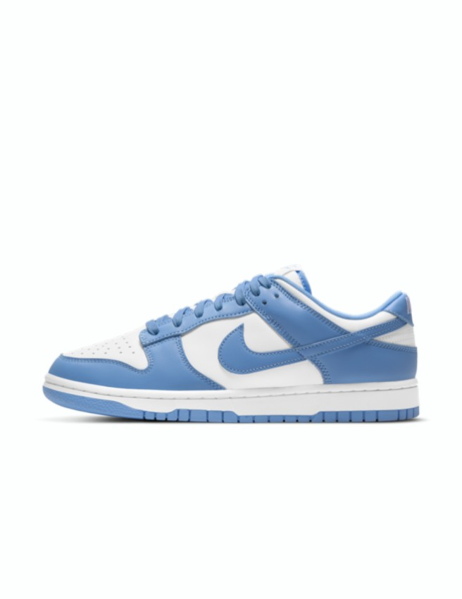 StockX recent release Nike Dunk Low UNC