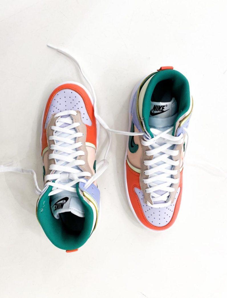 Nike Dunk High Rebel 'Cashmere'