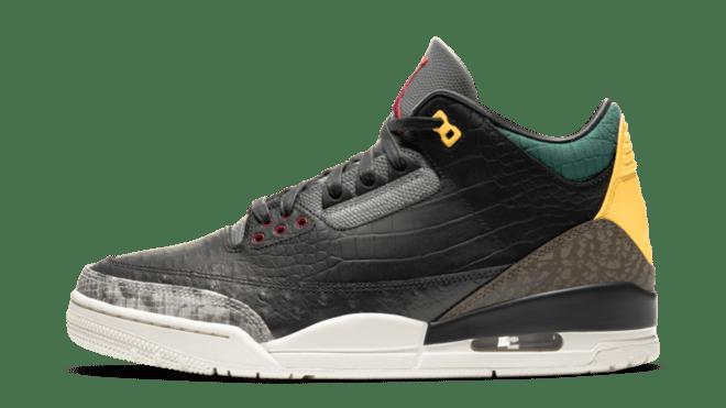 Air Jordan 3 animal instinct