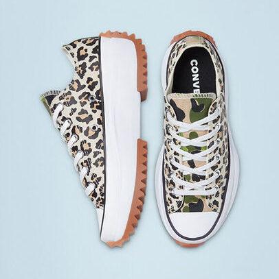 low shoes print