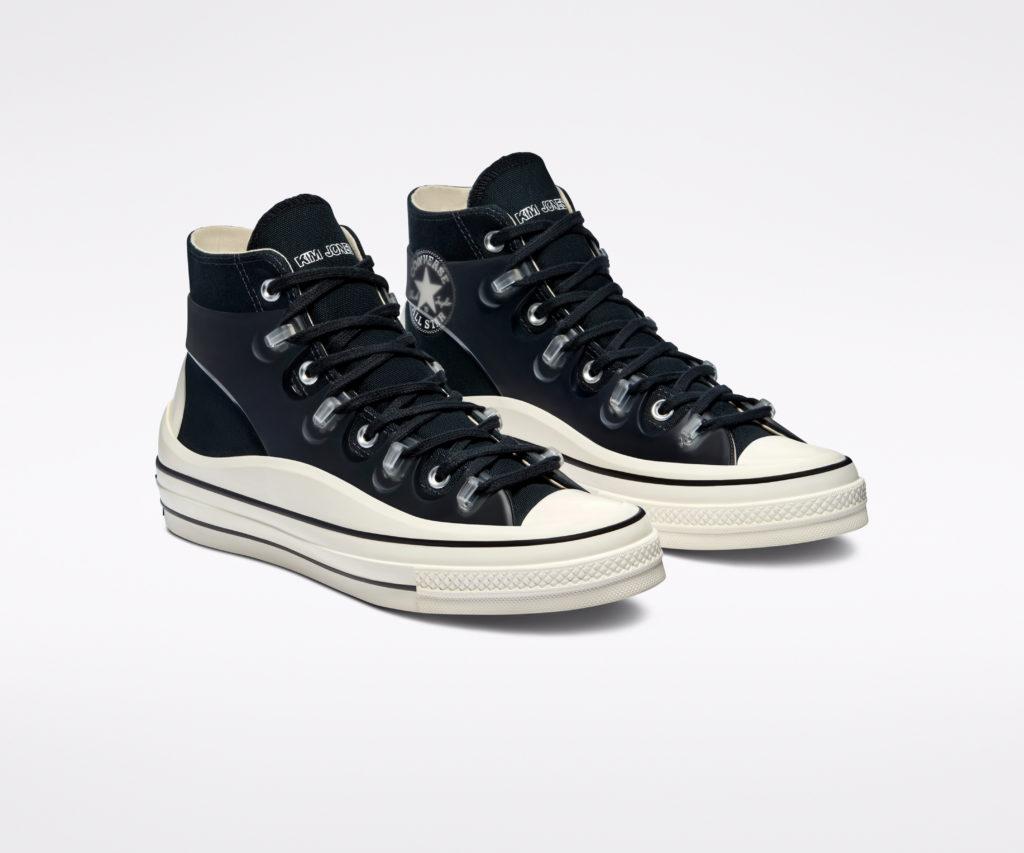 Converse x Kim Jones Chuck 70 High Top zwart