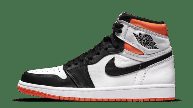 Hyped Releases Air Jordan 1 High OG 'Electro Orange'