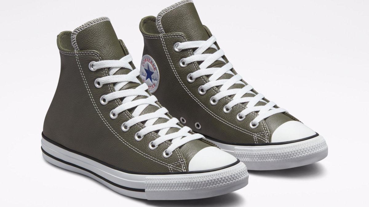 Converse Color Leather