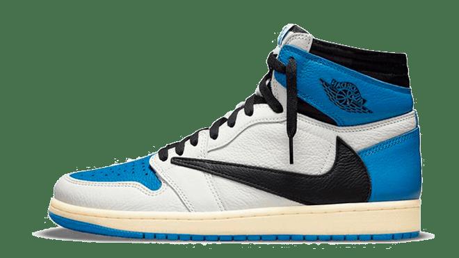 Hyped Releases Fragment x Travis Scott x Air Jordan 1 High