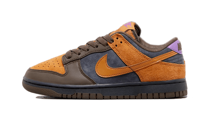 Hyped Releases Nike Dunk Low PRM 'Cider'